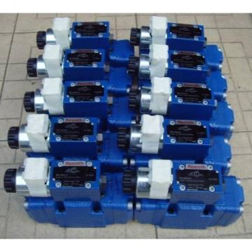 REXROTH 4WE 10 F5X/EG24N9K4/M R901278781 Directional spool valves